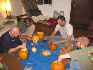 Spooky Pumpkin 2009